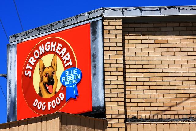 Strongheart Dog Food | Frontenac Ks | gordon huggins | Flickr