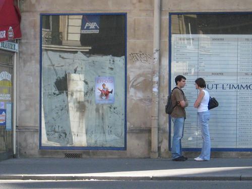 Paris, a discussion