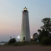 New Haven Lighthouse (with history) (Credit: Tony Fischer Photography on Flickr.com)