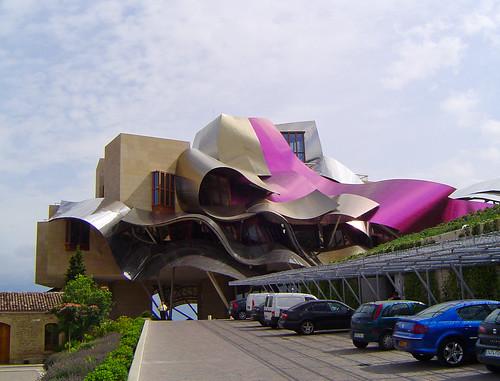 hotel marqu s de riscal el ciego spain 2003 2006
