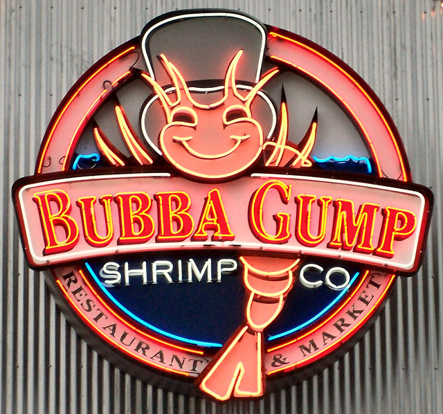 Bubba Gump Shrimp Co. Logo