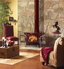 Vermont Castings Wood Stoves ENCORE Catalytic