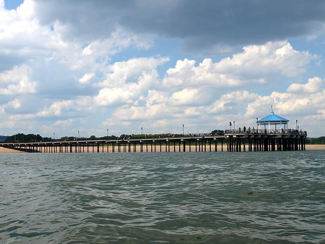 Midland beach fishing pier staten island new york city for City island fishing