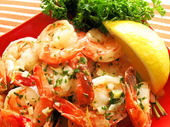 shrimp, salad, dendrobranchiata, crustacean, fish, seafood, invertebrate, produce, food, scampi, dish, cuisine,