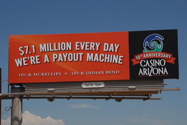 Arizona casinos chandler