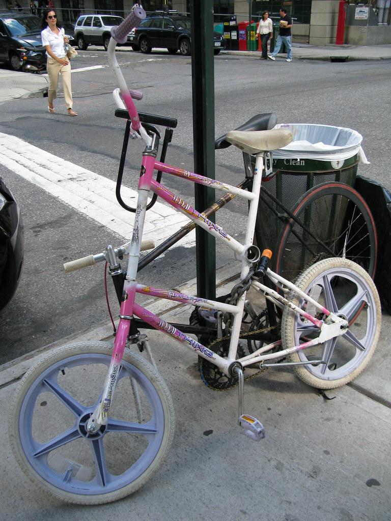not a tall bike