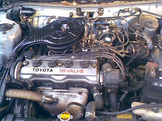 89 toyota corolla engine diagram  toyota  auto wiring diagram