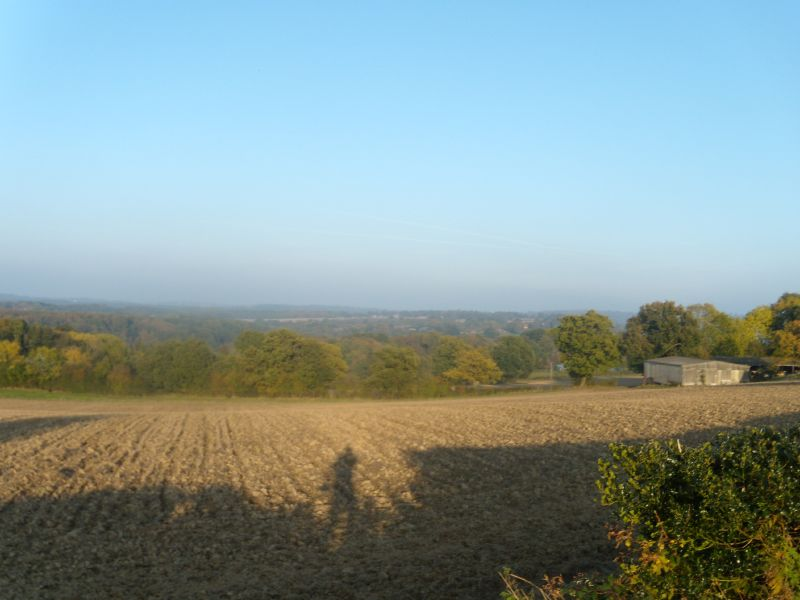 View with Shadow Cowden to Eridge