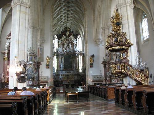 2007 07 01 - 0438 - Graz - Domkirche