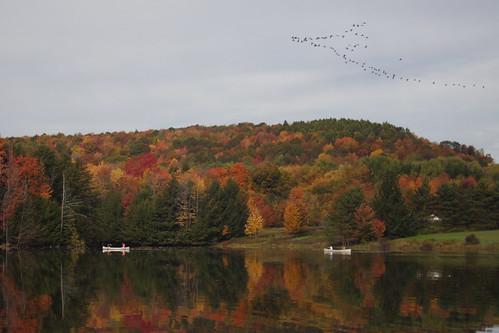 Keyser Lake at Camp Timbercrest