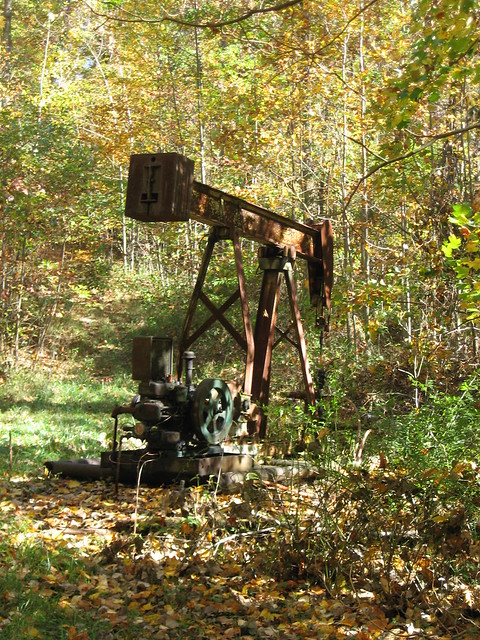 abandoned oil well flickr photo sharing