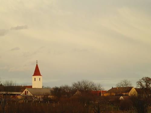 sky tower church landscape hungary village olympus tokina mf soe manualfocus baranya e400 abigfave theperfectphotographer lothárd