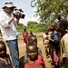 Ben Affleck visiting Nakivale Refugee Settlement
