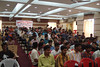 """the student audience in the auditorium by Arindam """"mak"""" Ghosh"""