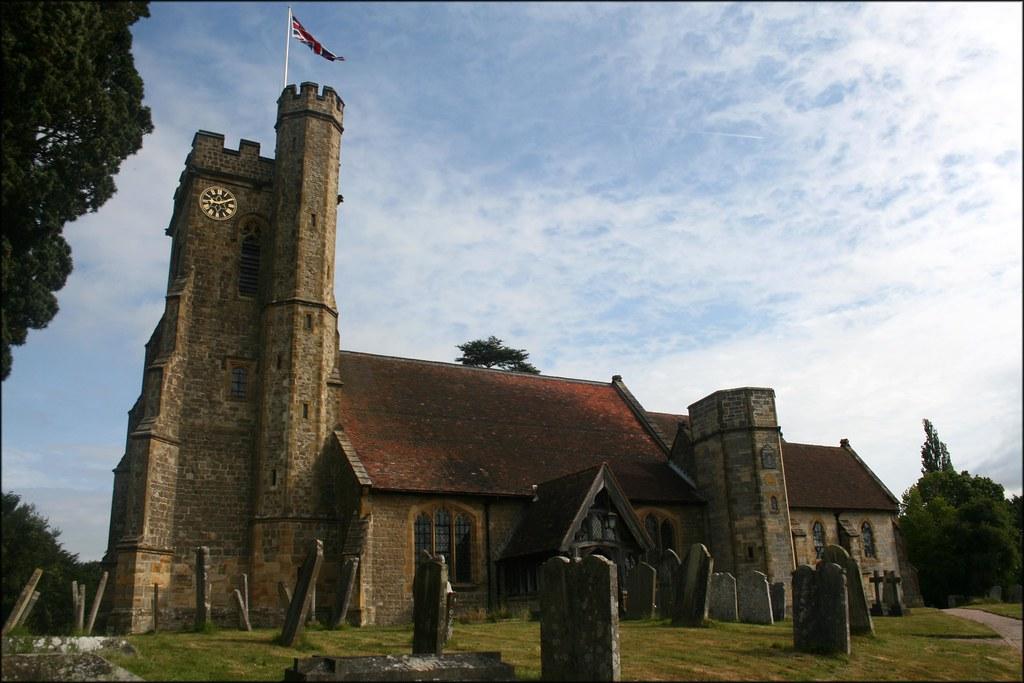 Leigh church Leigh, Kent