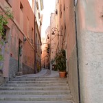 Castello - Alley stairs