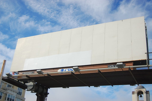 Blank Billboard | Flickr - Photo Sharing! Billboard