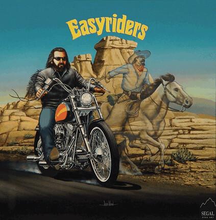 David Mann Easyrider Art | Joy Studio Design Gallery ...