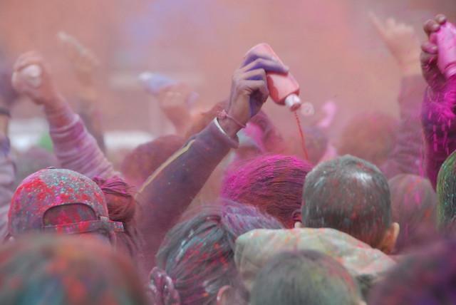 Holi Feest 2008 from Flickr via Wylio