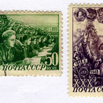 Soviet Saturday! (2) USSR 1292 and 1294