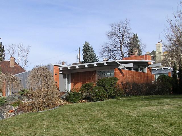 Photo Modern houses denver