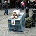 Dogman - Best Busker Ever! by sosij