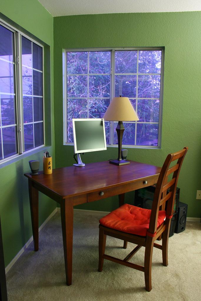 Office Desk Setup