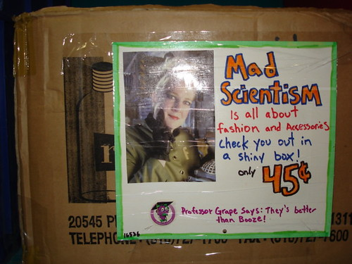 Mad Scientism Shiny Box