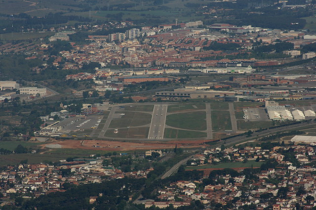 Sabadell Spain  city pictures gallery : / Aeropuerto de Sabadell / Aeroport de Sabadell. Barcelona, Spain ...