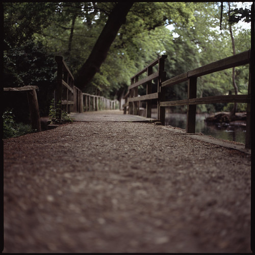 ••• Wooden bridge