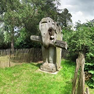 Eléphant - Pagode du bois de Vincennes - 14-06-2008 - 14h21