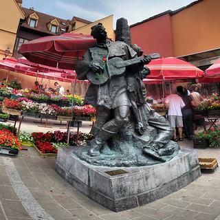 Zagreb - Marché - 27-06-2008 - 12h28