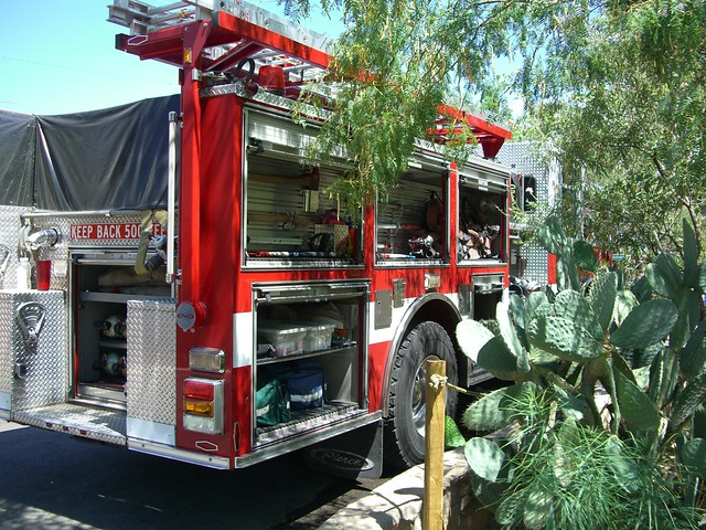 El Paso Fire Dept Tx At The El Paso Zoo 39 S Public Safety