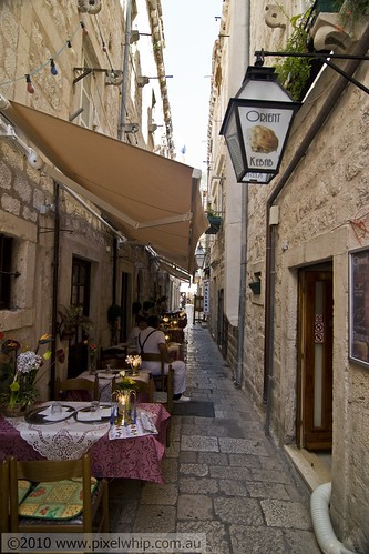 dubrovnik alley old town
