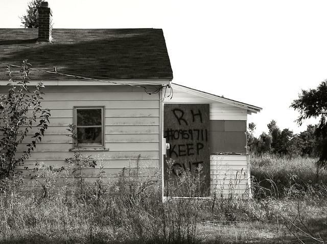 No Home No More