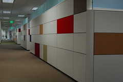 Daxko workspaces - external workspace wall