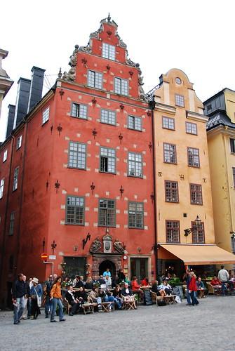 Stockholm, August 2008