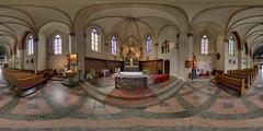 Panorama  - Gastein Church