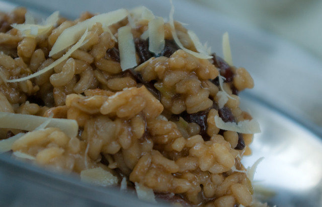 Risotto with Chicken & Caramelized Onions | Flickr - Photo Sharing!