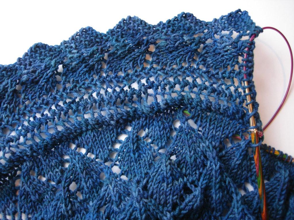 Ktog Knitting : Knit together page