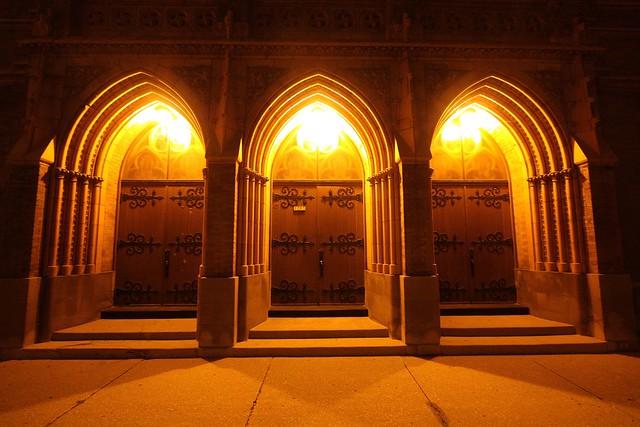 Night Doors