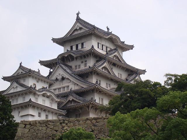 Castillo de Himeji, Japón.