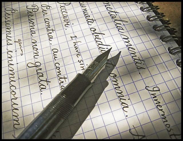 Esterbrook fountain pen