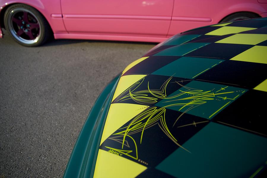 Flat Matte Satin Paint Job Care 8th Generation Honda