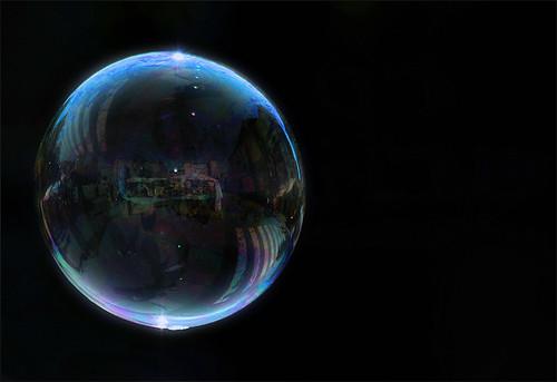 Ripoll in a bubble / Ripoll en una bombolla