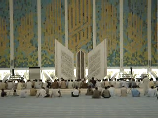Inside The Faisal Mosque Flickr Photo Sharing
