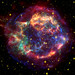 Cassiopeia A: Cassiopeia A in Many Colors by Smithsonian Institution