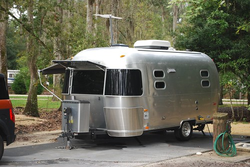 2007 Airstream International at Loop 400 at Disney's Ft. Wilderness