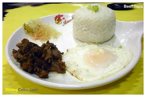 Andok's Cebu Beef Tapa