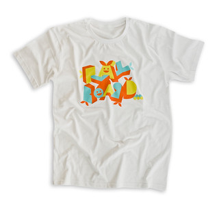 Playboard Blocks T-Shirt - white